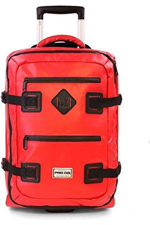 PRO-DG Soft Trolley Tpured torba podróżna z uchwytem, 46 cm, wielokolorowa (wielokolorowa)