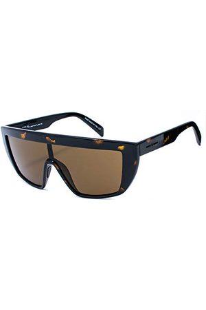 Italia Independent Mężczyzna Okulary przeciwsłoneczne - Męskie 0912-DHA-044 okulary przeciwsłoneczne, brązowe (marron), 122.0