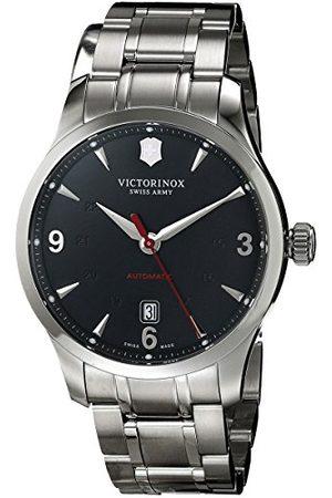 Victorinox Męski analogowy automatyczny zegarek z bransoletką ze stali szlachetnej 241669