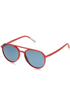 LACOSTE EYEWEAR Mens Unisex RED Sunglasses