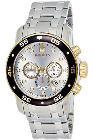 Invicta Pro Diver - SCUBA 80040 Kwarc zegarek Męski - 48mm
