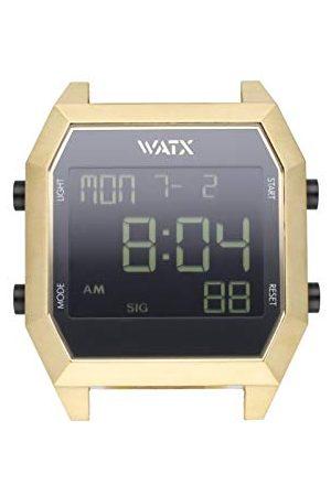 WATXANDCO METAL Unisex pudełka dla dorosłych do zegarków - WXCA4101