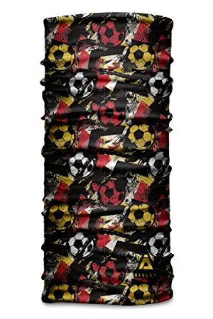 Eisley Unisex Liga_21561_11 bandana, czarna, 21 x 50 cm