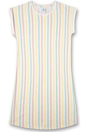 Sanetta Dziewczynka Koszule i Koszulki nocne - Dziewczęca koszulka nocna Stripe żółta