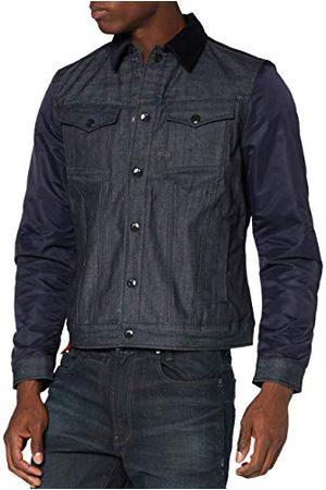 G-Star Męska kurtka Denim Arc 3d Slim Jkt Pm Padded denim Jacket męska kurtka Denim Jacket Arc 3d Slim Jkt Pm Padded