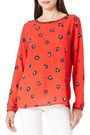 Mexx Kobieta Bluzki - Damska bluza z długim rękawem z nadrukiem
