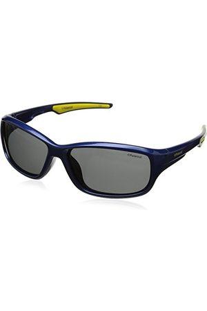Polaroid Prostokątne okulary przeciwsłoneczne dla dzieci P0425