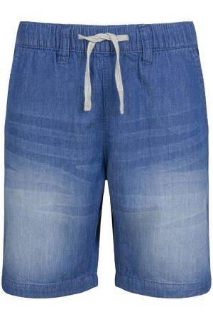 Endo Krótkie spodenki jeansowe