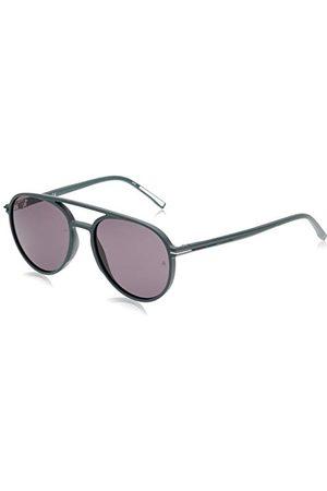 LACOSTE EYEWEAR Okulary przeciwsłoneczne - Mens Unisex Green Sunglasses