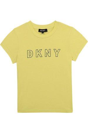 DKNY T-shirt dziecięcy 114-150 cm
