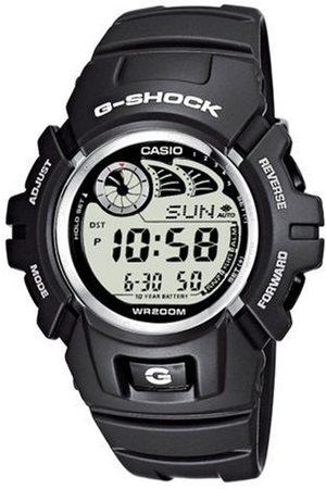 Casio Mężczyzna Zegarki - G-Shock cyfrowy męski zegarek na rękę 20 bar Taśma