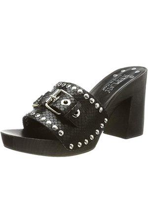 Replay Damskie buty Lohan - Ewings Slipper, - Black 003-40 EU