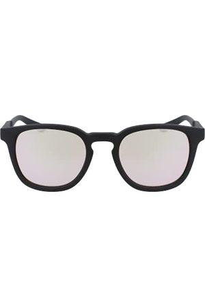 Dragon Finch LL okulary przeciwsłoneczne, matowo-czarne/soczewki Luma różowe złoto jonowe, 51/21/145