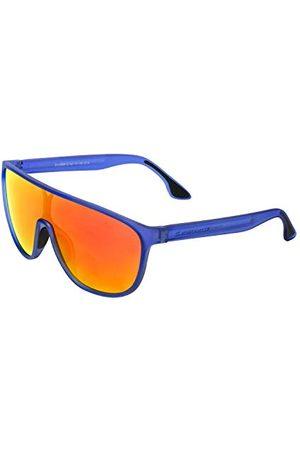 Northweek Unisex Demon Sprint okulary przeciwsłoneczne dla dorosłych, czerwone (czerwone), 143.0