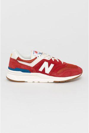 New Balance Mężczyzna Sneakersy - Buty CM997HRG