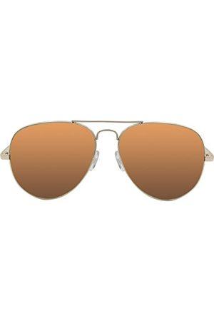 Ocean Unisex okulary przeciwsłoneczne dla dorosłych, złote (Oro), 58