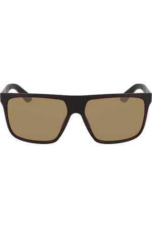 Dragon Mężczyzna Okulary przeciwsłoneczne - VINYL LL okulary przeciwsłoneczne, drewno tekowe/soczewki Luma brązowe, 59/15/140