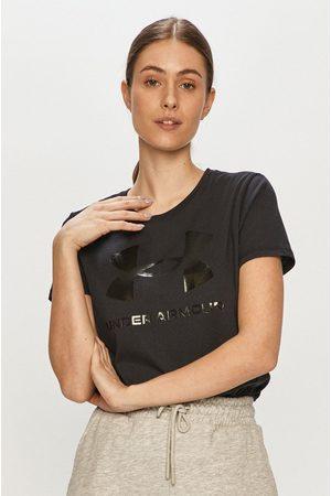 Under Armour Kobieta Z krótkim rękawem - T-shirt