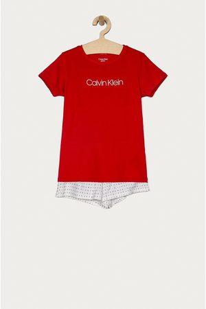 Calvin Klein Dziewczynka Piżamy - Piżama dziecięca 128-176 cm