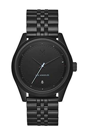 MVMT Analogowy zegarek kwarcowy z bransoletką ze stali nierdzewnej D-TC01-BB