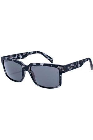 Italia Independent 0910-143-000 okulary przeciwsłoneczne, szare, 55 męskie