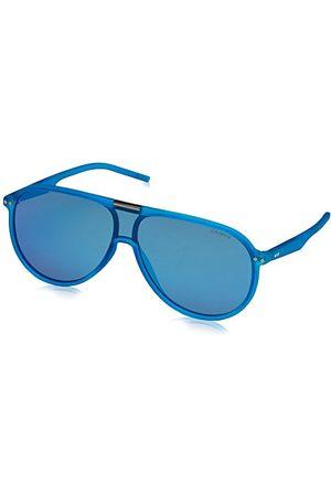 Polaroid Okulary przeciwsłoneczne - Unisex dla dorosłych Pld 6025/S Jy 15M 99 okulary przeciwsłoneczne, niebieskie (Blue/Grey Bl)