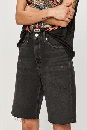 Tommy Hilfiger Kobieta Szorty - Szorty jeansowe