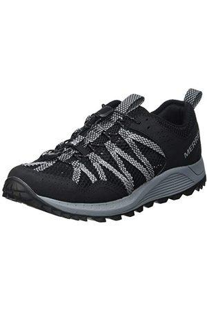 Merrell Kobieta Buty trekkingowe - Damskie buty trekkingowe Wildwood Aerosport, - 37.5 EU
