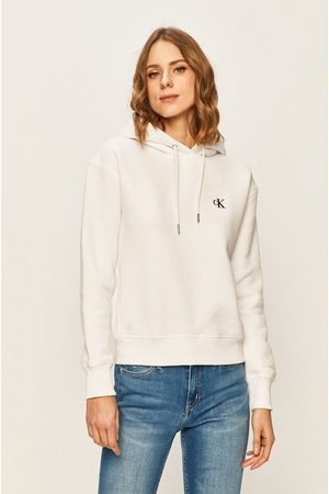 Calvin Klein Kobieta Bluzy z kapturem - Bluza