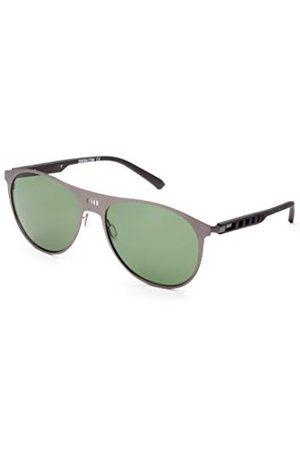 Zero Rh Mężczyzna Okulary przeciwsłoneczne - Zerorh+ Mens RH896S03 Sunglasses, Gun Metal Grey, 58 17 145