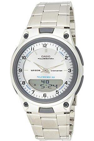 Casio Collection męski zegarek na rękę AW-80D bransoletka