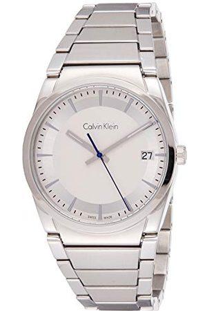 Calvin Klein K6K31146 męski analogowy zegarek kwarcowy z bransoletką ze stali nierdzewnej