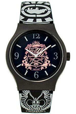 Marc Ecko Mężczyzna Zegarki - Zegarek kwarcowy z plastikowym paskiem E06511M2