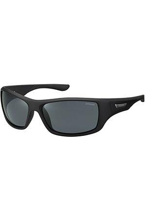 Polaroid Mężczyzna Okulary przeciwsłoneczne - Męskie okulary przeciwsłoneczne PLD 7013/S M9, czarne, 63