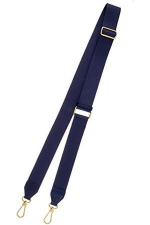 Bree Damski Ci 901, Med. Blue/br. złoto, St. 4 cm W18 organizer kieszonkowy wielokolorowy ( /brązowy )