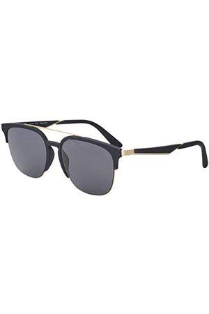 Police Mężczyzna Okulary przeciwsłoneczne - Męskie okulary przeciwsłoneczne SPL87554648G, matowe różowe złoto, 54/18/145