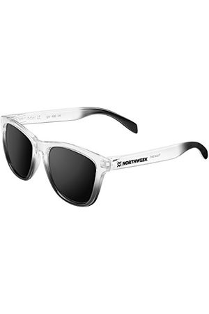 Northweek Unisex Gradiant Curren okulary przeciwsłoneczne, wielokolorowe (Negro), 52