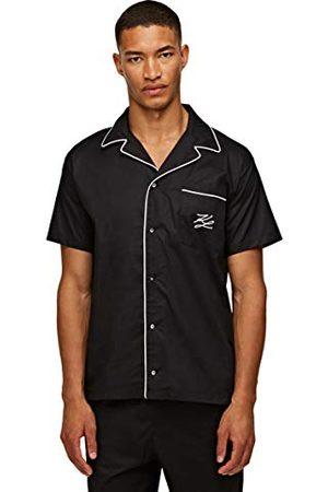 Karl Lagerfeld Męska piżama Shirt Pajama Top