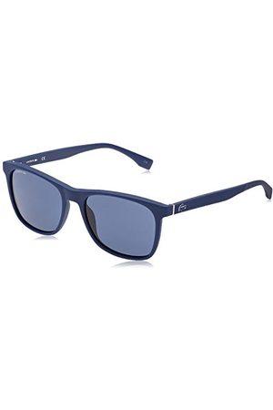 Lacoste Męskie okulary przeciwsłoneczne L860S 424 56, niebieskie (matowy )