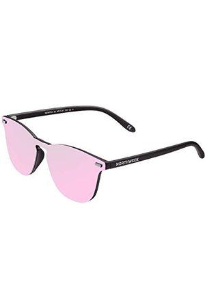 Northweek Unisex Wall Phantom Pipe okulary przeciwsłoneczne dla dorosłych, różowe (różowe złoto), 136.0