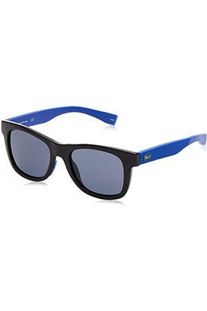 Lacoste Okulary przeciwsłoneczne - Unisex L3617S 001 48 okulary przeciwsłoneczne, czarne (czarne)