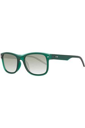 Polaroid Unisex dziecięce okulary przeciwsłoneczne Pld 8021/S Rc 6Eo 47, zielone (Green)