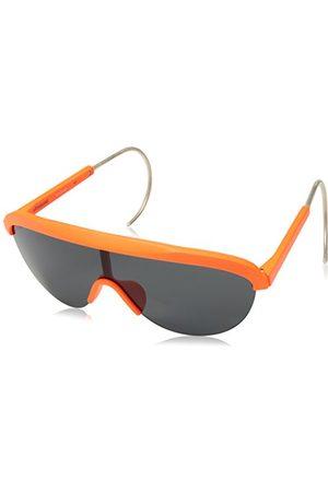 Polaroid Uniseks dla dorosłych PLD 6037/S M9 2M5 99 okulary przeciwsłoneczne, pomarańczowe (Matt Orange/Gy Grey)