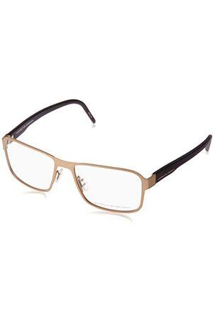 Porsche Design Oprawki okularów P8290-D-56 prostokątne oprawki okularów 56, złoto