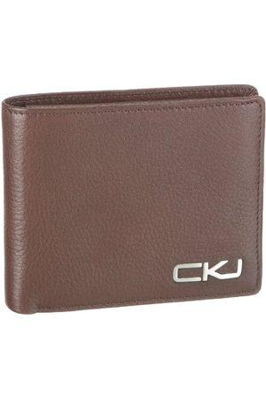 Calvin Klein CK Jeans portmonetka Billfold Passport, - Braun/184-12.5x10x2.5 cm (B x H x T)