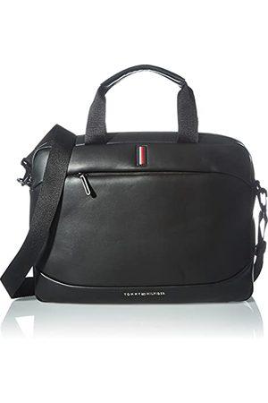 Tommy Hilfiger Męska torba TH METRO, czarna, jeden rozmiar