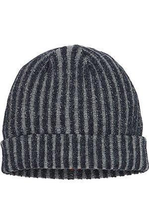 s.Oliver Męska 97710922181 czapka, niebieska (Blue Stripes 58G1), One Size