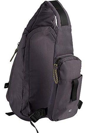 Camel Active Mężczyzna Plecaki - Plecak, męski, rekreacyjny, plecak biznesowy, plecak dzienny, plecak, prato, ciemnoszary, rozmiar uniwersalny