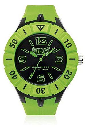 Everlast EVER33-217-005 analogowy zegarek kwarcowy dla dorosłych z paskiem PU