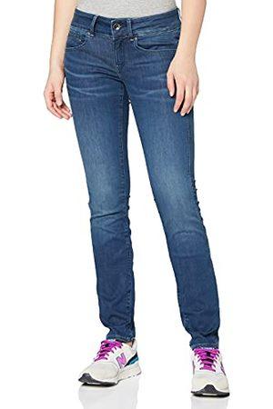 G-Star Damskie Midge Cody średnia talia wąskie dżinsy
